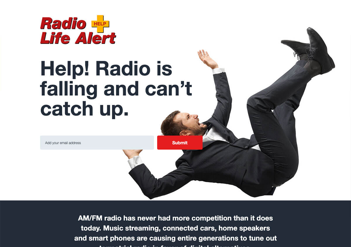 Radio Life Alert